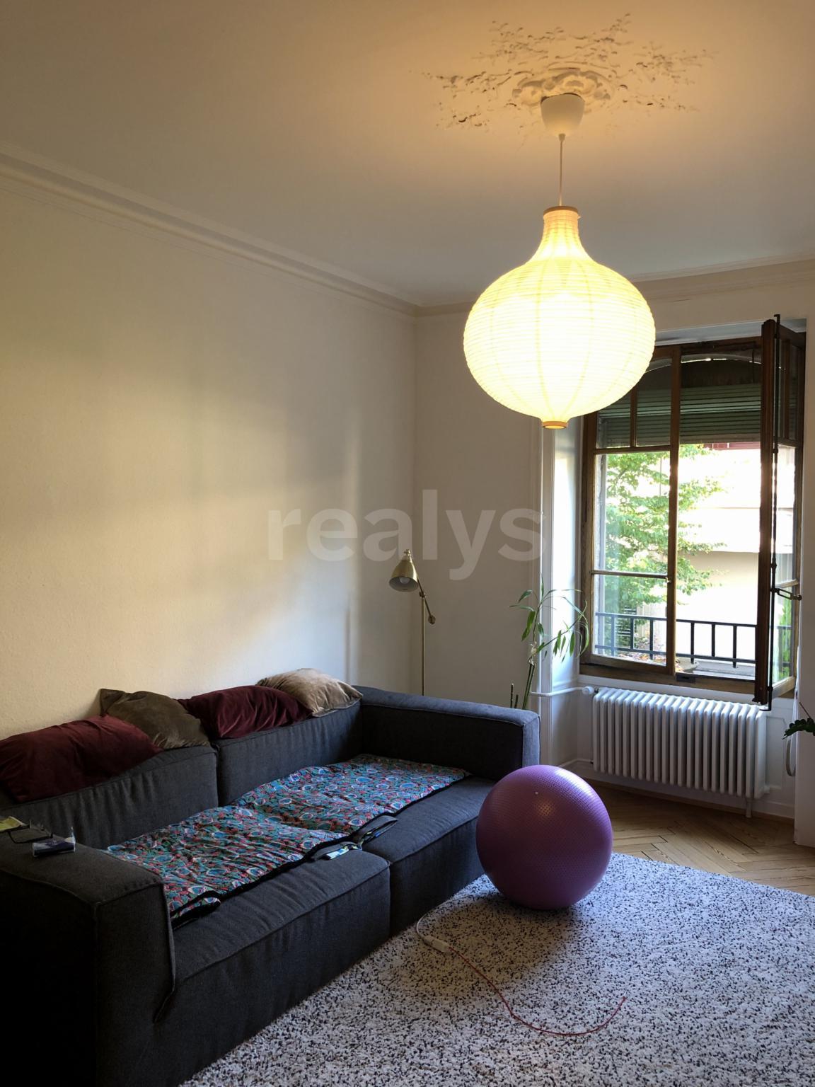 PrivaliaBel appartement dans un environnement calme dans le quartier des Charmilles